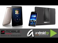 [MWC 2013] ASUS Fonepad & PadFone Infinity