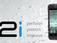 [MWC 2013] Für kurze Tauchgänge: P2i macht Smartphones wasserdicht