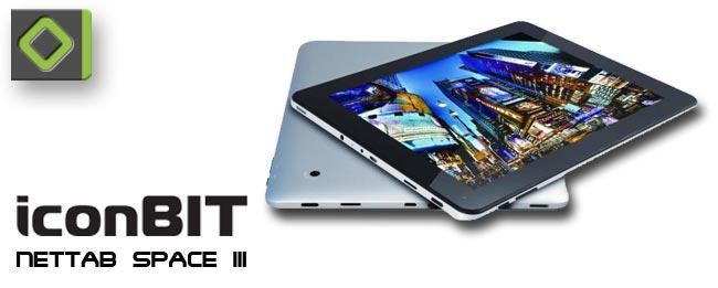 IconBIT Nettab Space 3