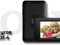 Coby Kyros MID4331-4: Media-Player mit Android