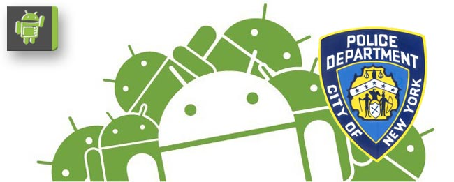 NYPD und Android