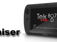 Tekniser Tek 807D: Neues Gaming-Tablet im Anmarsch