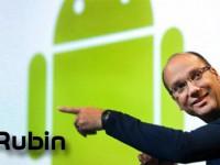 Andy Rubin: Android war ursprünglich für Smart Cameras gedacht