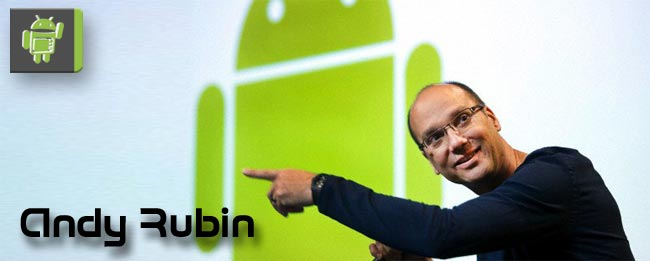 Andy Rubin und Android