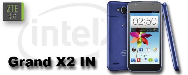 ZTE Grand X2 IN