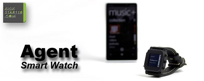 AGENT Smart Watch knackt die Millionen-Marke
