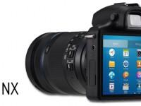 Galaxy NX: Digital-Kamera mit Android und Wechselobjektiven