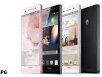 Huawei Ascend P6 in London heute vorgestellt