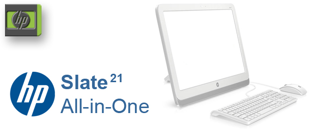 HP Slate 21 All-in-One mit Android und Tegra 4