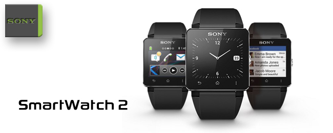 Sony Mobile SmartWatch 2