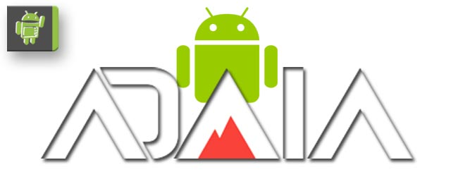 Adaia Luxus-Smartphone mit Android