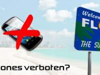 Florida verbietet versehentlich per Gesetz Smartphones und Tablets