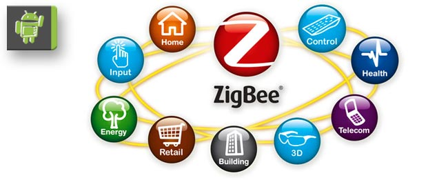 ZigBee Home-Automation in Zukunft in Samsung- und HTC-Smartphones?