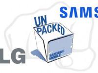 """Samsung und LG: Namensstreit wegen """"Unpack"""""""