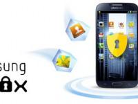 Samsung bereitet KNOX-Start in Europa vor