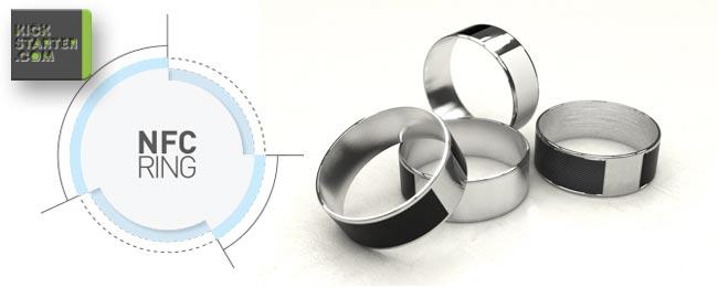 NFC-Ring zum stylischen Entsperren