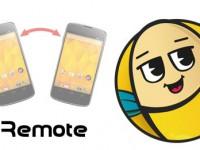 Zikk: Android per Remote einstellen über zweites Smartphone