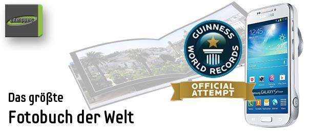 Gewinnspiel zur IFA 2013: Das größte Fotobuch der Welt