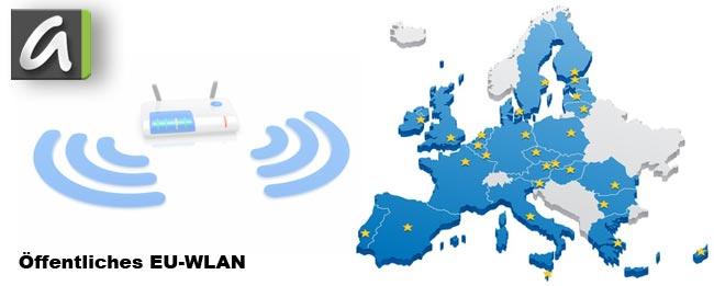 EU und die WLAN-Ambitionen