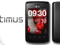 Für absolute Einsteiger: LG Optimus L1 2