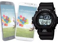 Casio G-SHOCK GB-6900B steuert Android über Bluetooth