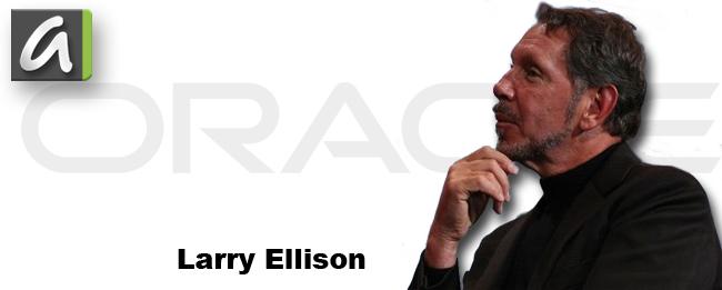Larry Ellison: Google-CEO Larry Page als böse