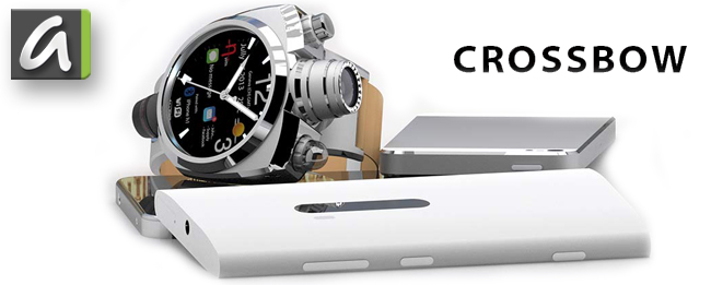 Hyetis Crossbow: Schweizer Smart Watch mit 41 Megapixel Kamera