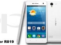 [Update] Oppo R819 Find Mirror: Neues Smartphone für die Mittelklasse