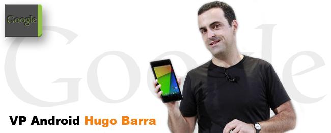 Hugo Barra verlässt Google - Und geht zu Xiaomi