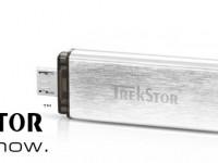 TrekStor USB-Stick DUO: Der USB-Stick für zwei Welten