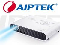 Aiptek PocketCinema V150W: DLP-Pico-Projektor mit 100 Lumen