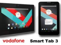 Vodafone Smart Tab 3: Zwei Budget-Tablets mit 3G