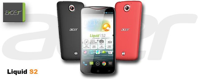 Liquid S2 von Acer: Erstes Smartphone mit 4K-Unterstützung