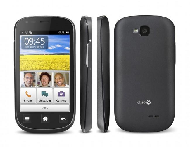 Smartphone Liberto 810 Doro