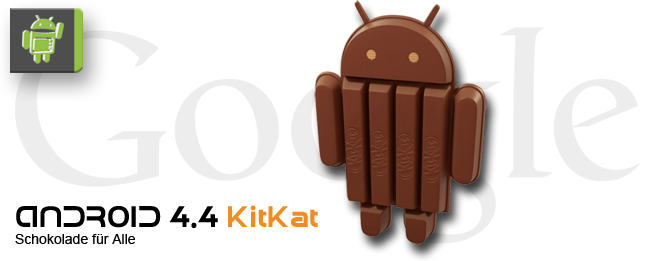 Google Experience Launcher: Neues Feature für Android 4.4 KitKat?
