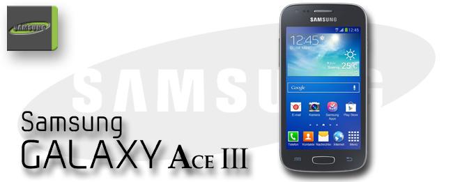 Samsung Galaxy Ace 3: Flottes LTE für die Mittelklasse