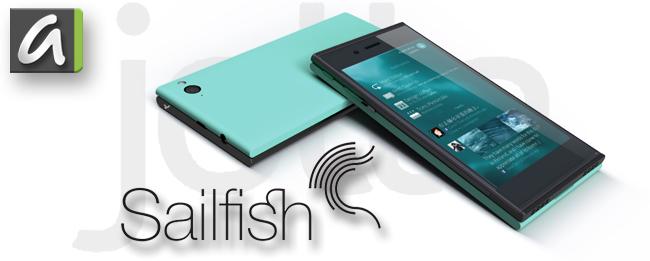 Sailfish OS auf einem Nexus 4