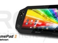 Archos GamePad 2 nun offiziell vorgestellt