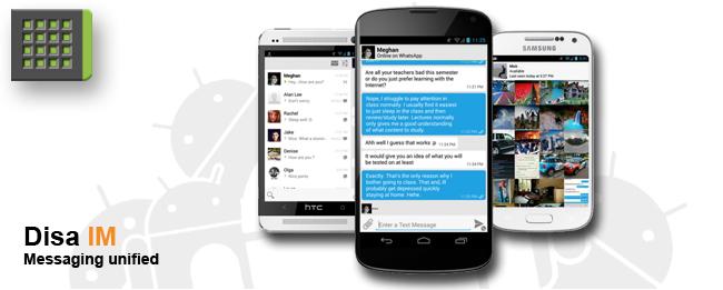 Wegen WhatsApp: Multi-Messenger Disa geht kurz offline
