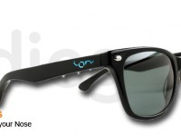 ION Glasses will Google Glass Konkurrenz machen