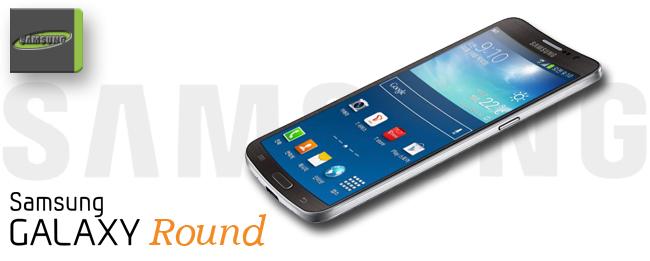 Samsung Galaxy Round und gekrümmte Displays