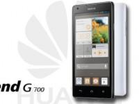Ascend G700 von Huawei ist ab sofort im Handel