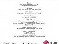 Nexus 5 Technische Daten Wind Mobile
