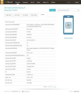 Motorola Moto G Falcon