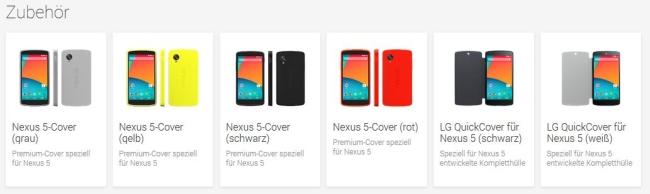 Nexus 5 Cover