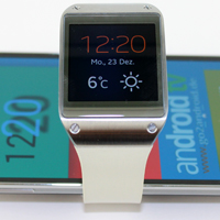 Test Samsung Galaxy Note 3 + Galaxy Gear