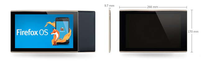 Firefox OS Tablet