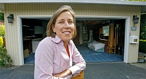 Susan Wojcicki, CEO YouTube