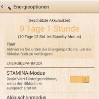 Sony Xperia Z1 Compact Test