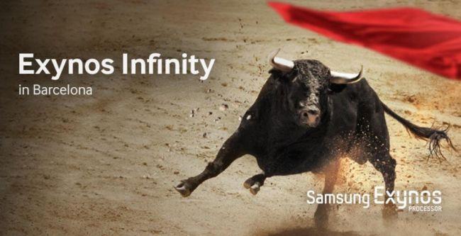 Samsung Exynos Inifnity Teaser
